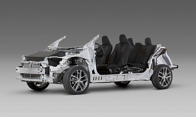 前景瞻望: 2018 Toyota Camry 将更具运动化的表现!