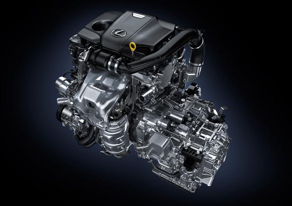 小改款 Toyota Harrier 将导入2.0L的涡轮增压引擎!