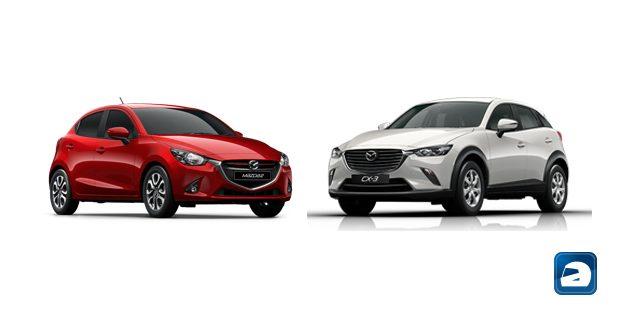 全线GVC!Mazda在日本发布Mazda2和 CX-3 小改款!