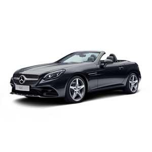 2017 Mercedes-Benz SLC 300 AMG Line