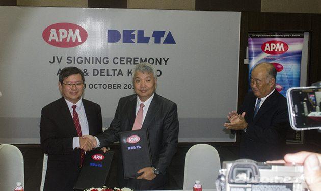 APM Delta合资成立公司提供Mazda旗下车款部件!