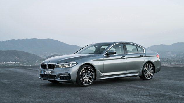 让影片向你讲解全新的 BMW 5 Series G30 !
