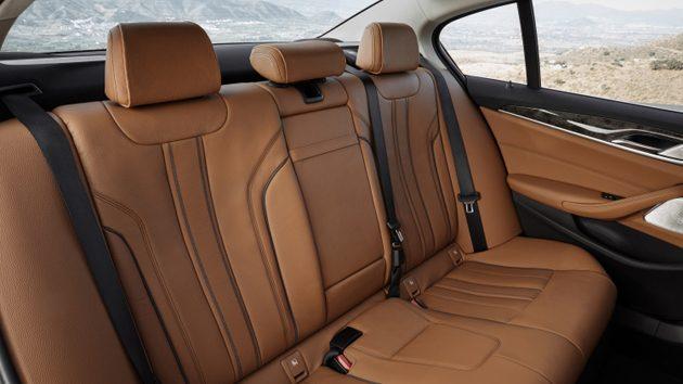 BMW 5 Series G30 细节正式公布!
