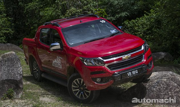 美裔日骨硬汉, 2016 Chevrolet Colorado 试驾!