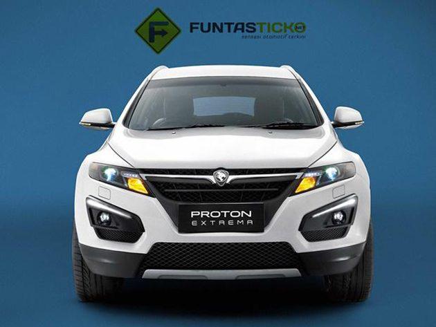不是狼来了? Proton 有意推出SUV车型!