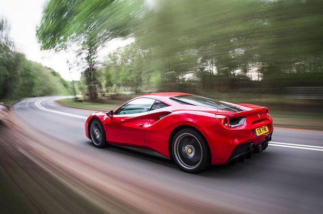 涡轮红马!年度最佳新引擎 Ferrari F154CB 3.9L V8 引擎!