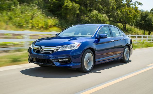 Honda Accord Hybrid 登陆台湾市场!