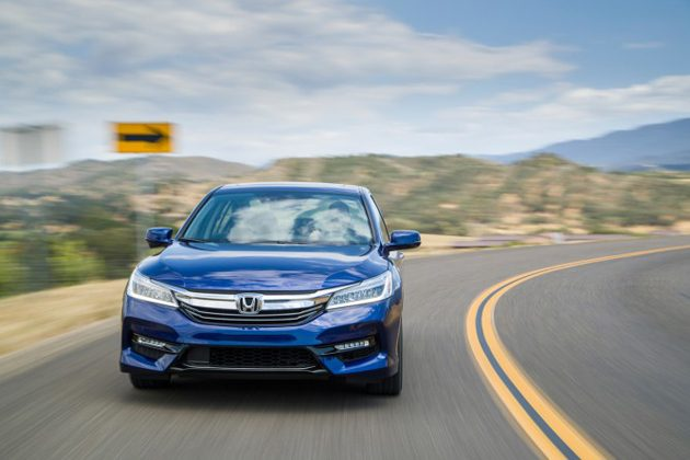 Honda Accord Hybrid登陆台湾市场!
