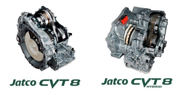 只有CVT?带你去看不一样的 Jatco !