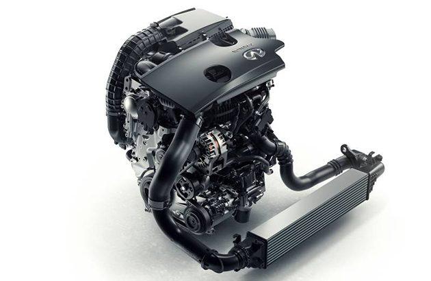Infiniti VC-T 可调节压缩比引擎登陆巴黎车展!