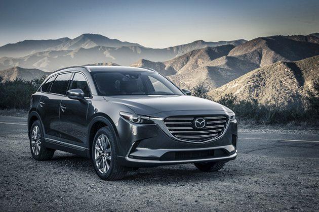 涡轮蓝天, Mazda CX-9 即将登陆我国市场!