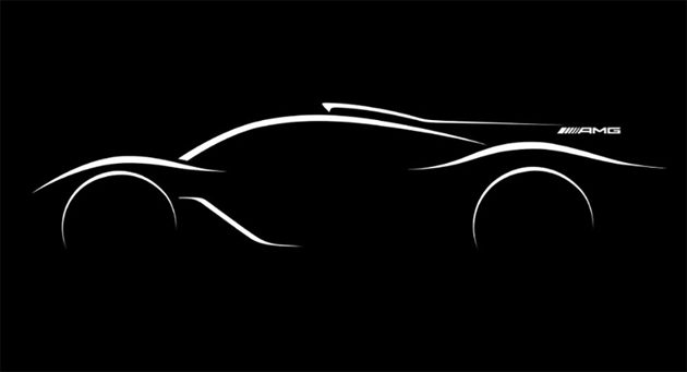 采用F1引擎! Mercedes-AMG 确定推出Hypercar!