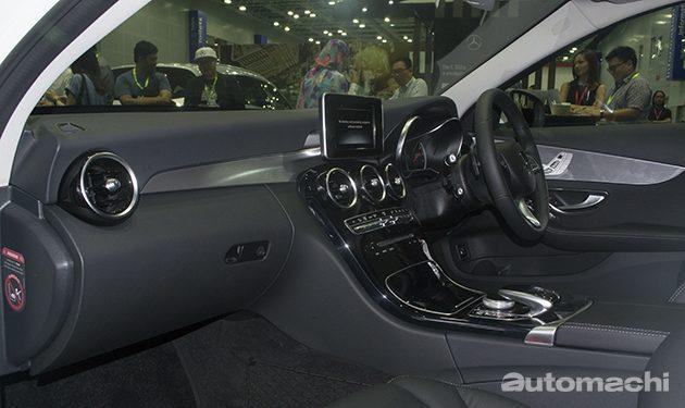 Mercedes-Benz C350e 正式发布!开价RM289,888!