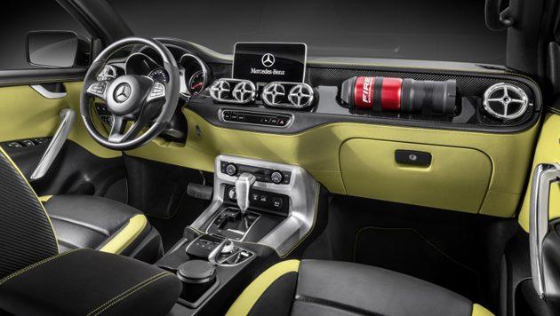 Mercedes-Benz X Class Concept 正式公开!