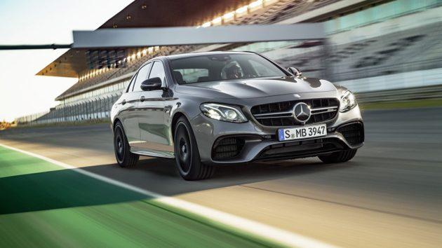 603 hp! 2018 Mercedes-AMG E63 将在洛杉矶车展发表!