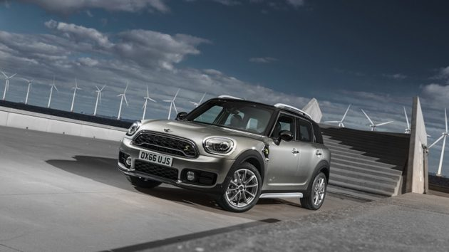2017 Mini Countryman 正式发布!