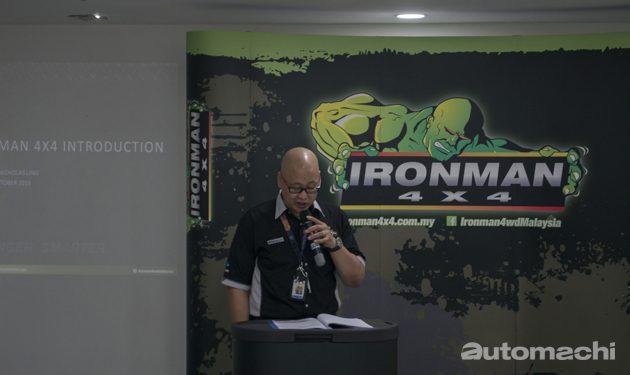 全国指定TCEAS售IRONMAN 4X4汽车配件