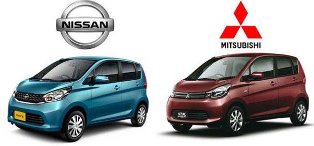 Renault-Nissan 确定未来 Mitsubishi会有大计划!