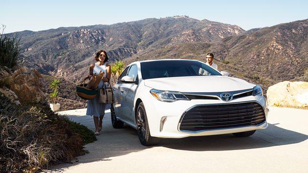 大马没有上市的好车Part 2:Toyota Avalon 亚洲龙
