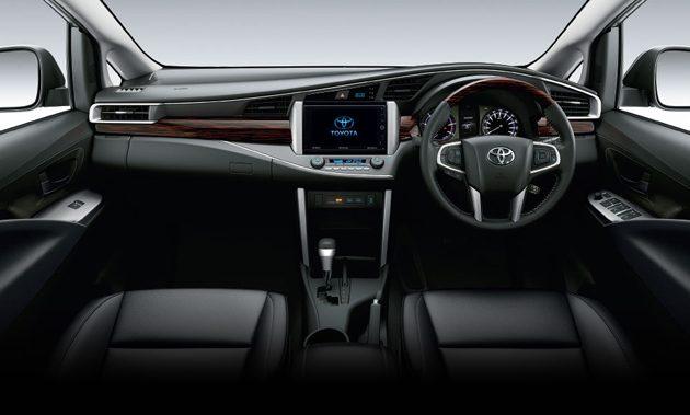Toyota Innova Crysta泰国上市,搭载2.8L柴油引擎!