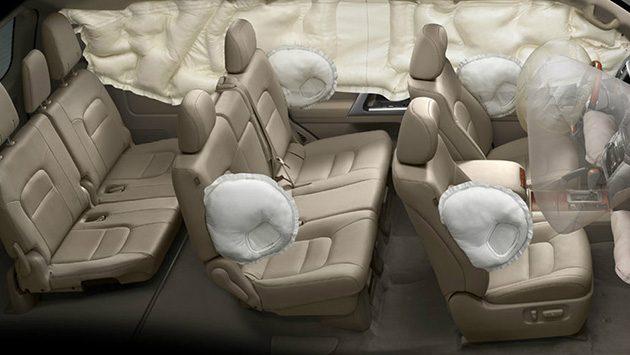 汽车骨架结构和 Airbag 哪一个比较重要?