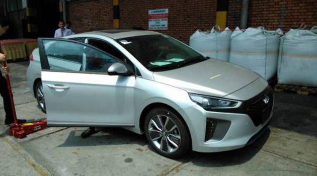 低价抢占市场,Hyundai Ioniq 将在我国上市!