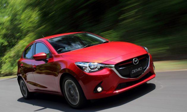 Mazda 成为北美市场最省油品牌!