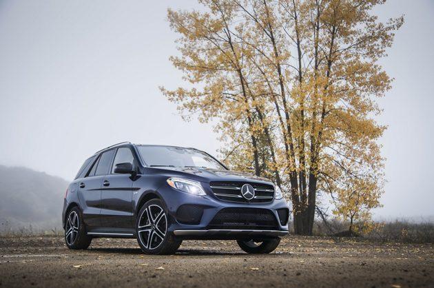 最强大型休旅, Mercedes-AMG GLE 43 官方图公布!