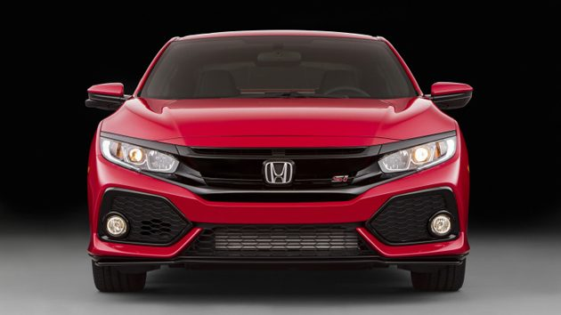 仅次Type R! 2017 Honda Civic Si 正式发表!