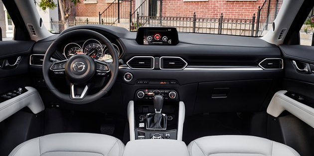 新世代魂动, 2017 Mazda CX-5 正式发表!