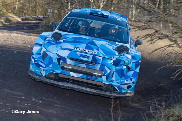 全新美系小钢炮 Ford Fiesta 2018 正式发表!