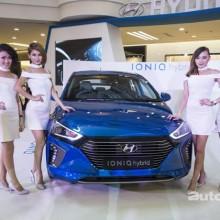 2016 Hyundai Ioniq HEV