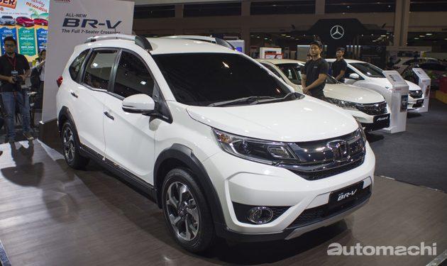 2017 Honda BR-V 会对我国市场带来怎样的冲击?
