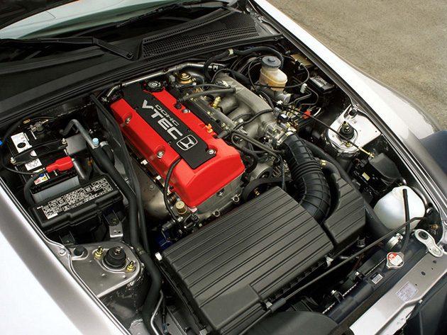 经典车款回顾:自然进气之王 Honda S2000 !