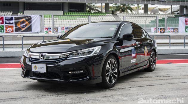 Honda Accord Hybrid 正式现身大马!