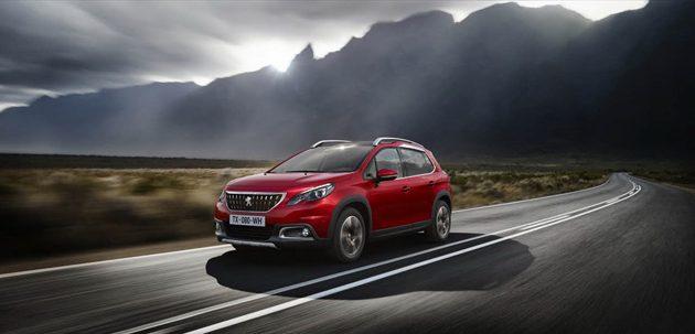 搭载新引擎,小改款 Peugeot 208和2008即将现身我国!