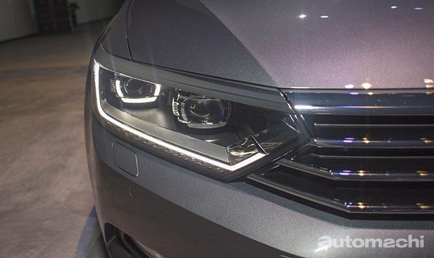 2016 Volkswagen Passat B8 正式发布,价格从RM159,990起跳!