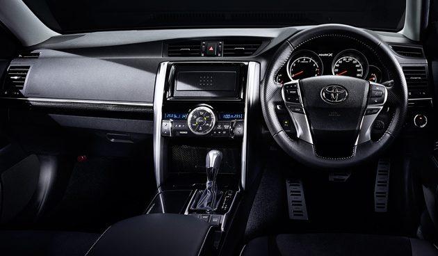 大马没有上市的好车Part 6: Toyota Mark X