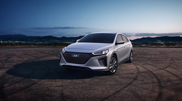 2017 Hyundai Ioniq 正式开放预订!