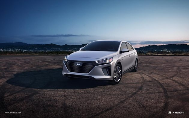 Hyundai Ioniq 正式开放预订!