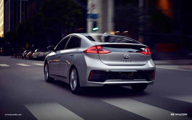 小谈 Hyundai Ioniq 在我国有没有竞争力?