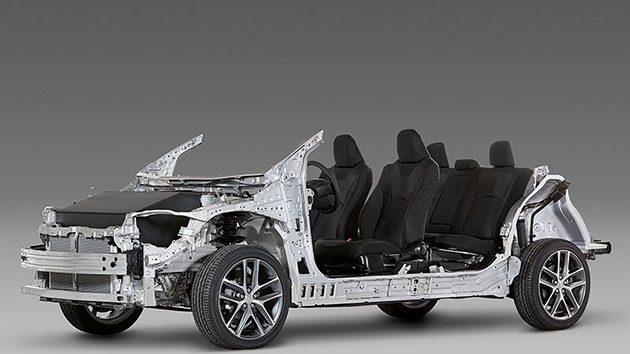 2018 Toyota Camry 再现身,外形更运动化!