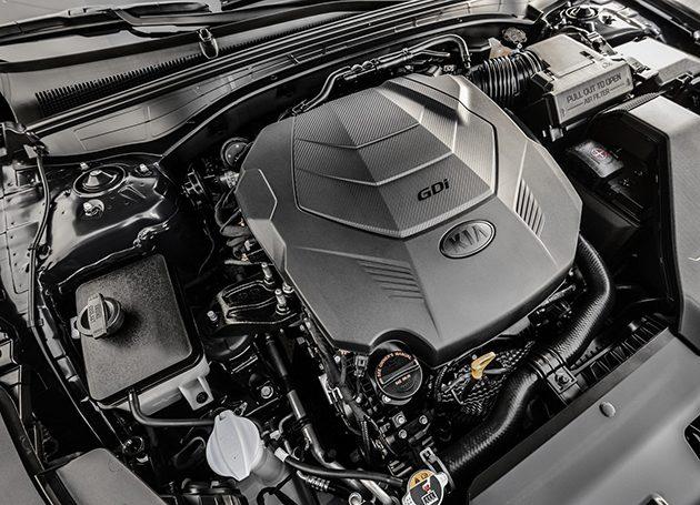 大马没有上市的好车Part 4: Kia K7 !