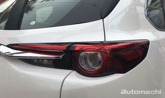 Mazda CX-9 详细细节公布!