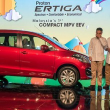 2016 Proton Eriga 1.4 Executive+ AT