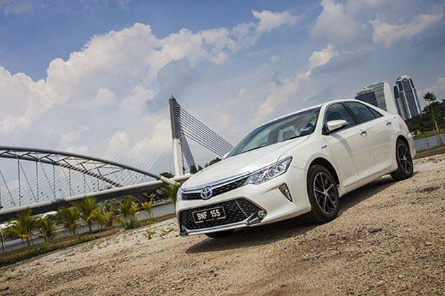 UMWT公布 Toyota Camry 2016 升级版价格!