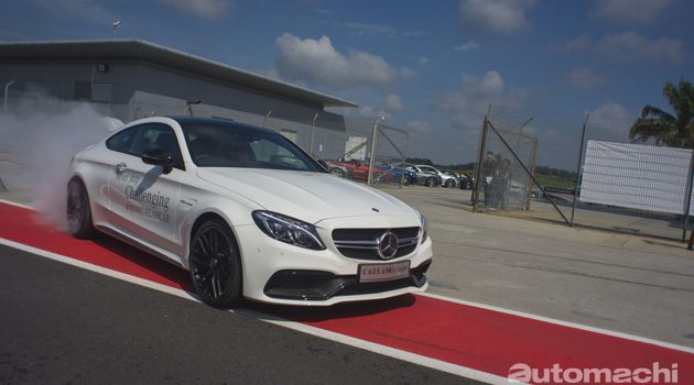 Mercedes-AMG C63 S Coupe 发布,开价RM 773,888!