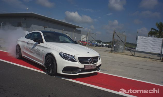 Mercedes-AMG C63 S Coupe 正式发布,开价RM 773,888!