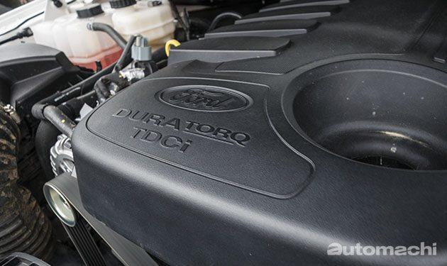 为什么大型SUV和 Diesel Engine 是绝配呢?