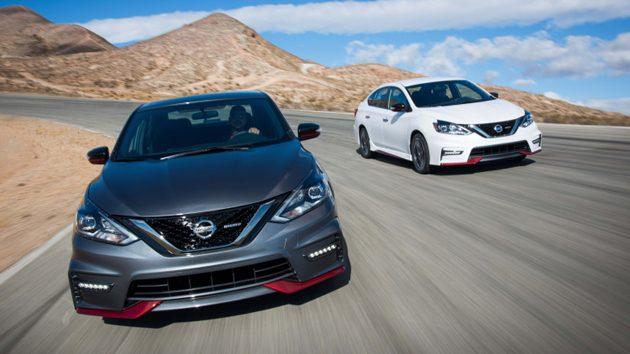 涡轮上身! Nissan Sentra Nismo 正式登场!